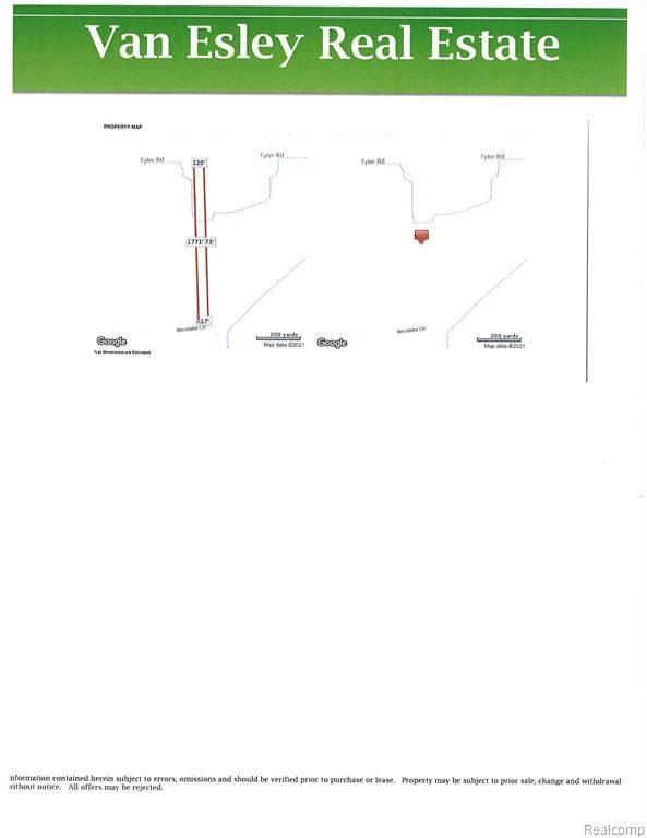 44795 Tyler Road, Van Buren Twp, MI 48111 (#2210061429) :: GK Real Estate Team