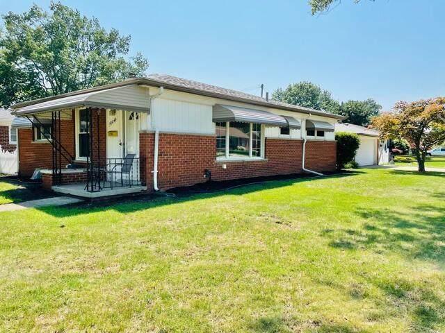 10049 Hambleton Street, Livonia, MI 48150 (#65021096675) :: GK Real Estate Team
