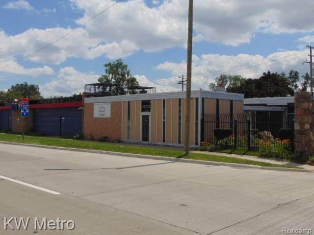 15251 W 8 MILE Road, Detroit, MI 48235 (#2210062007) :: The Mulvihill Group