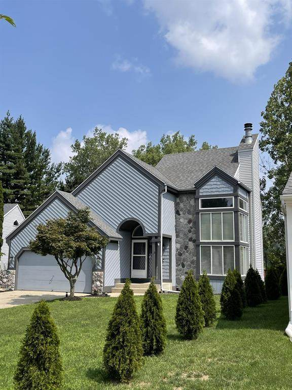5430 Brittany Drive SE, Kentwood Twp, MI 49548 (#65021098007) :: The Mulvihill Group