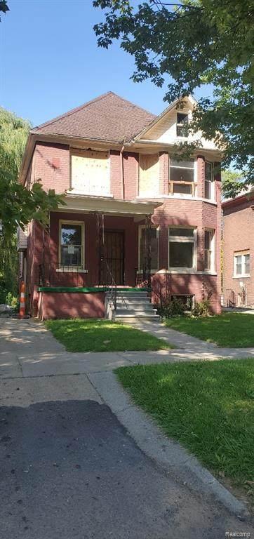 3445 Cadillac Boulevard, Detroit, MI 48214 (#2210063290) :: Novak & Associates