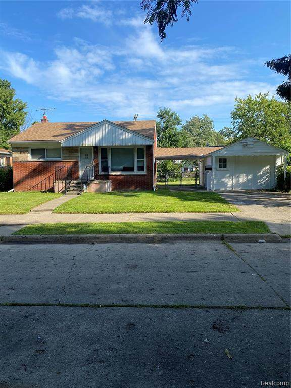 17206 Cornwall St Street, Detroit, MI 48224 (#2210063322) :: The BK Agency