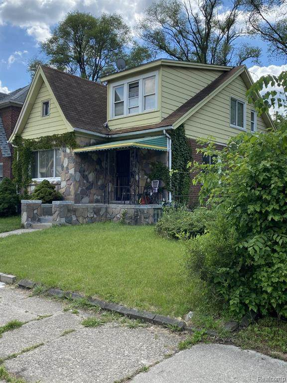 15757 Ohio Street, Detroit, MI 48238 (#2210063339) :: The BK Agency