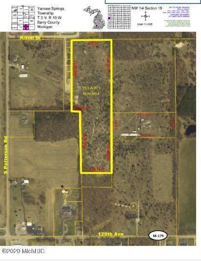 0 Minch Drive, Yankee Springs Twp, MI 49348 (#65021099064) :: The Vance Group   Keller Williams Domain