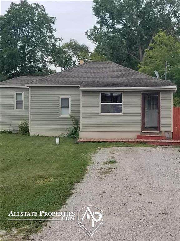 1245 S Belsay Rd., Burton, MI 48509 (#5050052059) :: National Realty Centers, Inc