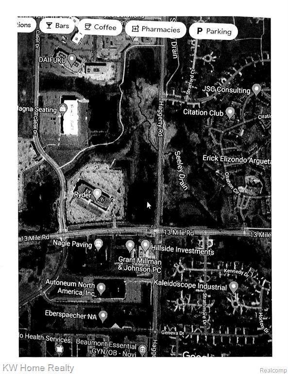 000 Haggerty Road, Novi, MI 48377 (#2210068123) :: The Vance Group | Keller Williams Domain