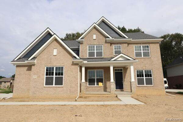 23972 Presidio Lane, Novi, MI 48374 (#2210071007) :: Duneske Real Estate Advisors