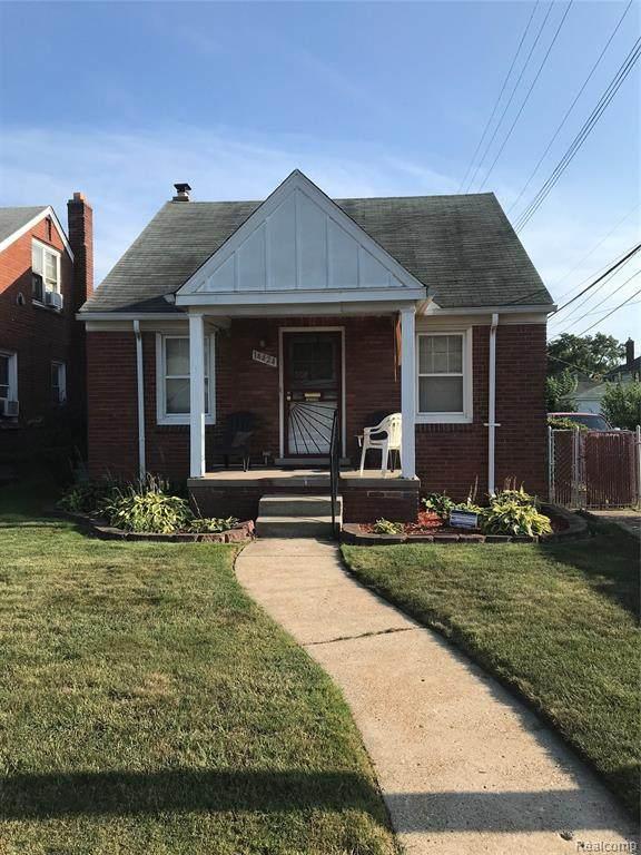 14424 Carlisle Street N, Detroit, MI 48205 (#2210071036) :: The Vance Group   Keller Williams Domain