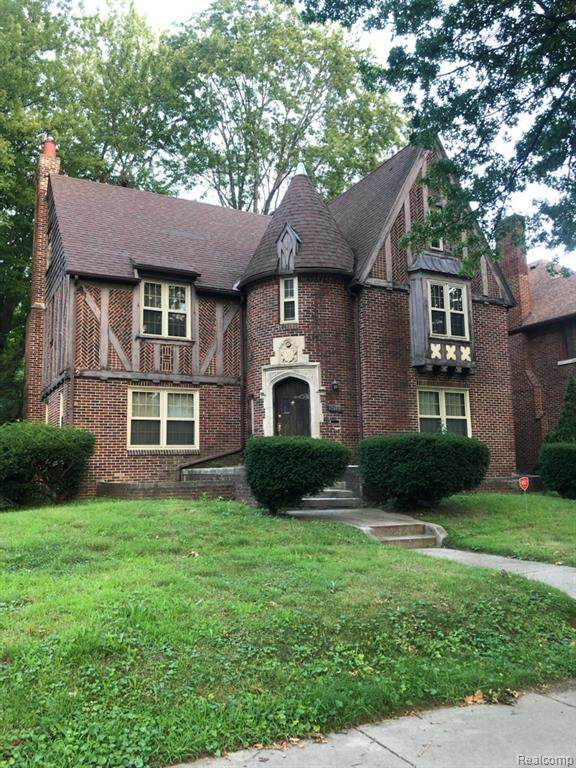 18114 Parkside Street, Detroit, MI 48221 (#2210071072) :: The Vance Group | Keller Williams Domain