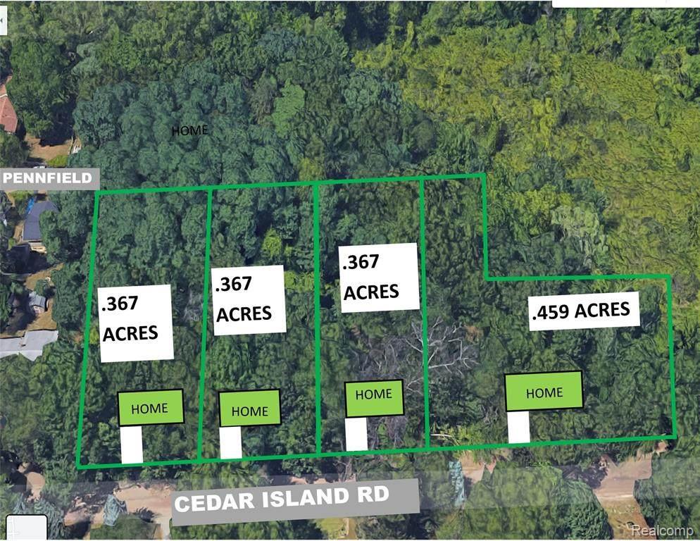 4 LOTS Cedar Island Rd - Photo 1