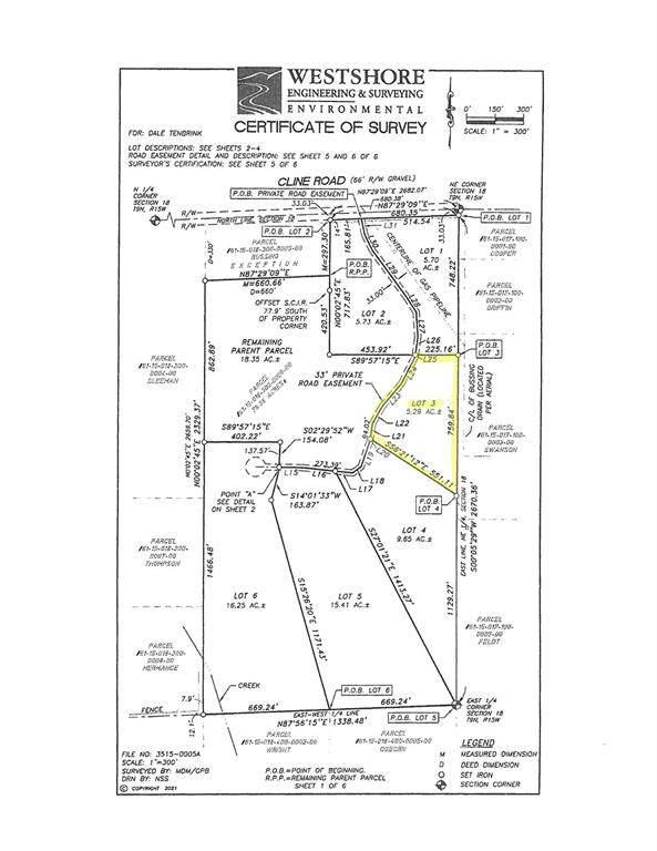 Lot 3 Cloverdale Drive, Fruitport Twp, MI 49415 (#71021103419) :: The Vance Group | Keller Williams Domain