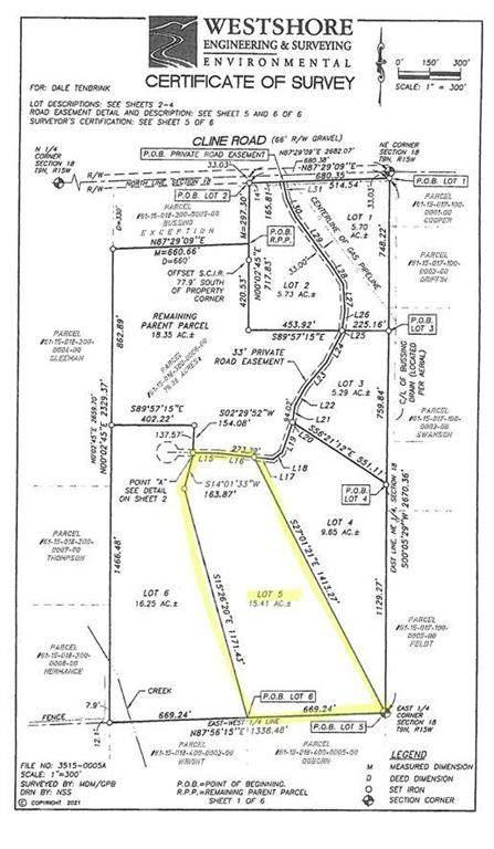 Lot 5 Cloverdale Drive, Fruitport Twp, MI 49415 (#71021103422) :: The Vance Group | Keller Williams Domain