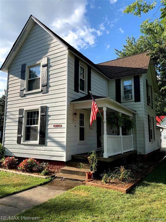 10105 Church Street, Augusta Twp, MI 48191 (#2210073408) :: The Vance Group   Keller Williams Domain