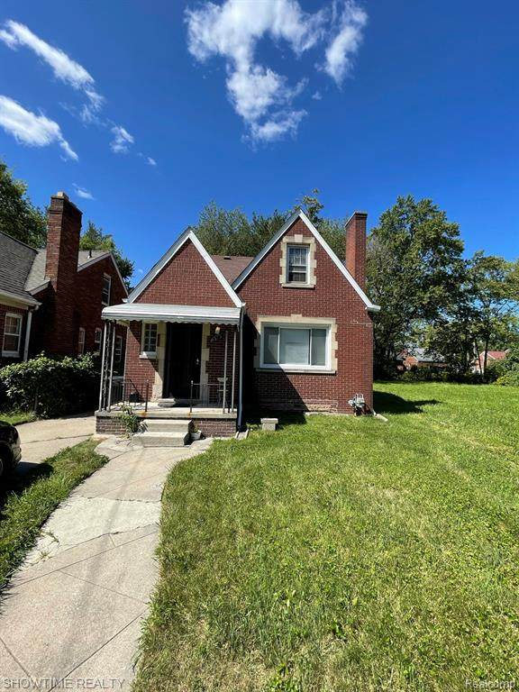 11375 Mettetal Street, Detroit, MI 48227 (#2210074713) :: The Vance Group | Keller Williams Domain