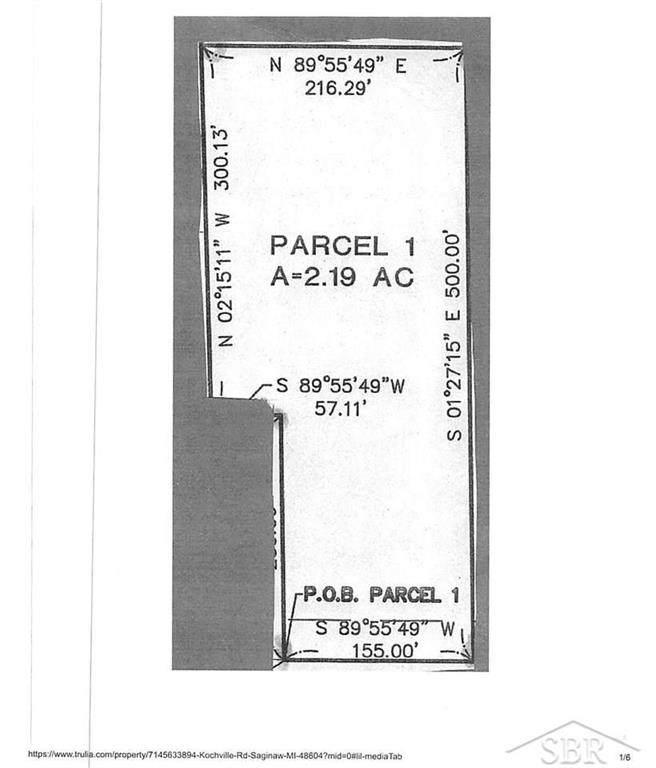 Parcel 1 Kochville Road - Photo 1