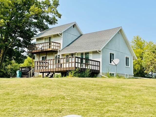 9829 E Tupper Lake Road, Danby Twp, MI 48861 (#65021105404) :: Real Estate For A CAUSE