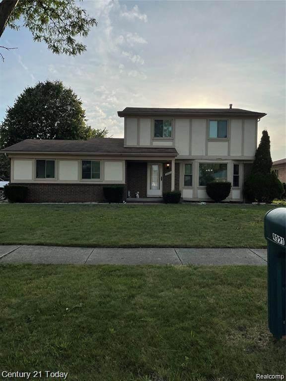 39321 Faith Drive, Sterling Heights, MI 48310 (#2210076749) :: The Vance Group | Keller Williams Domain