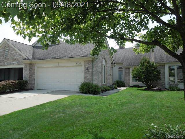 43394 Napa Drive, Sterling Heights, MI 48314 (#2210077238) :: The Vance Group   Keller Williams Domain