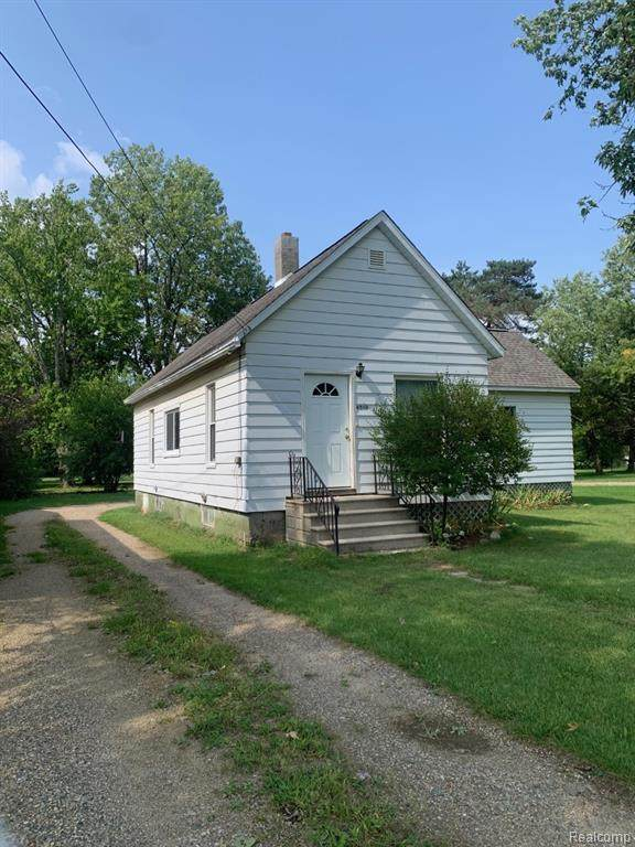 6599 Jefferson Road, North Branch Vlg, MI 48461 (#2210077574) :: National Realty Centers, Inc
