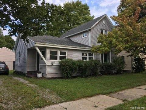 49 Mill Street, Lapeer, MI 48446 (#2210077793) :: Real Estate For A CAUSE