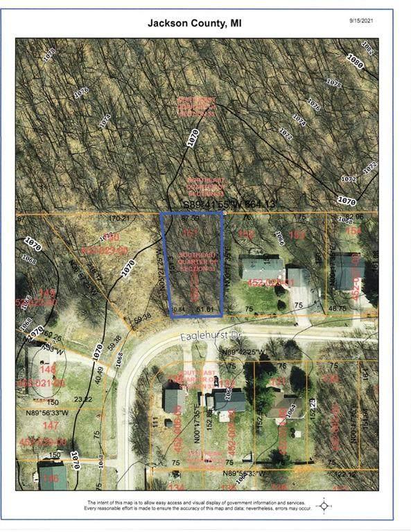 Lot 151 Eaglehurst Drive, Liberty Twp-Jackson, MI 49249 (#55021106080) :: Duneske Real Estate Advisors