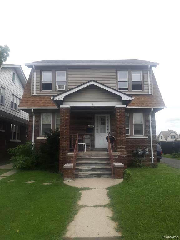 6942 Payne, Dearborn, MI 48124 (#2210078099) :: The Vance Group   Keller Williams Domain