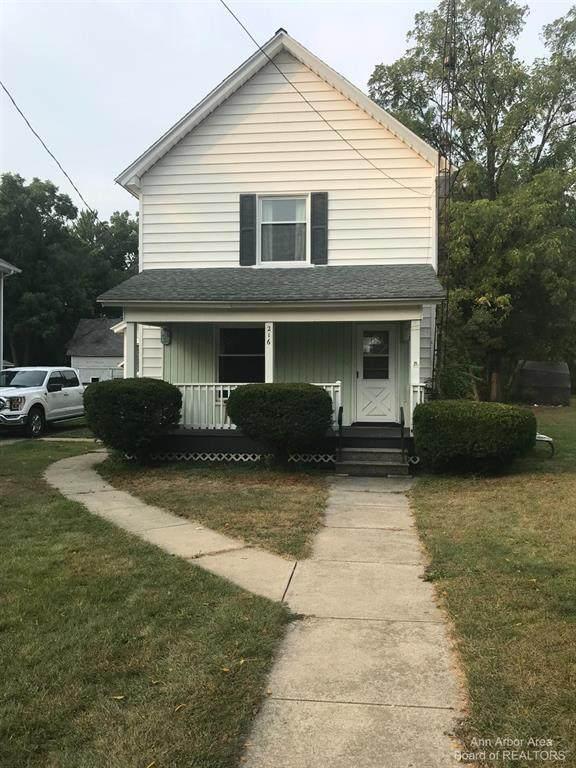 216 Monroe Street, Brooklyn, MI 49230 (#543283992) :: The Vance Group | Keller Williams Domain