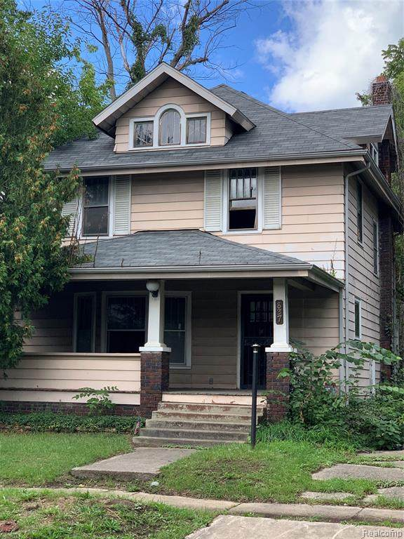 837 E 8th Street, Flint, MI 48503 (#2210078515) :: GK Real Estate Team