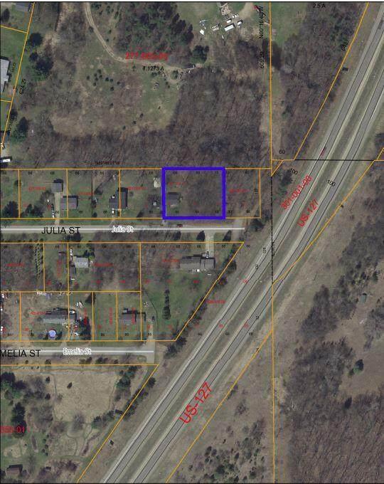 0 Julia Street, Summit Twp, MI 49203 (#55021106599) :: The Vance Group | Keller Williams Domain