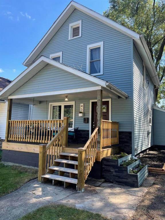 43 Charlotte Street, Battle Creek, MI 49017 (#64021106738) :: GK Real Estate Team