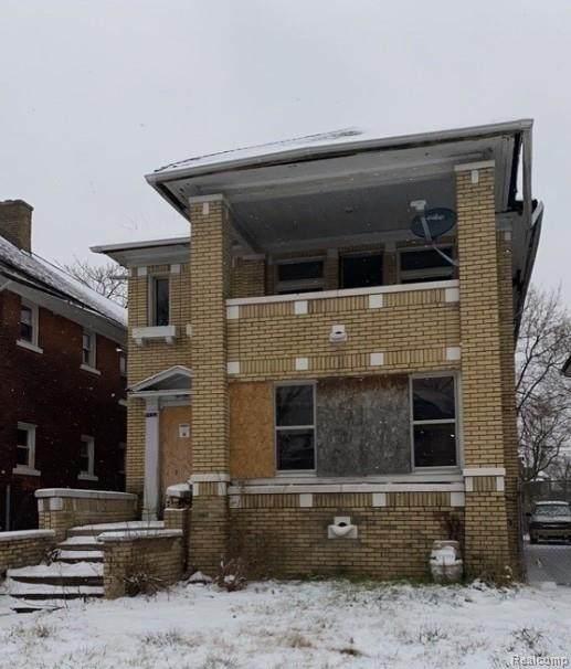 1990 Gladstone Street, Detroit, MI 48206 (#2210078980) :: RE/MAX Nexus