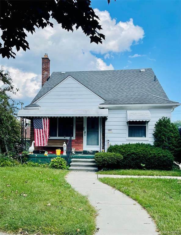 1517 Academy Street, Dearborn, MI 48124 (#2210079001) :: RE/MAX Nexus