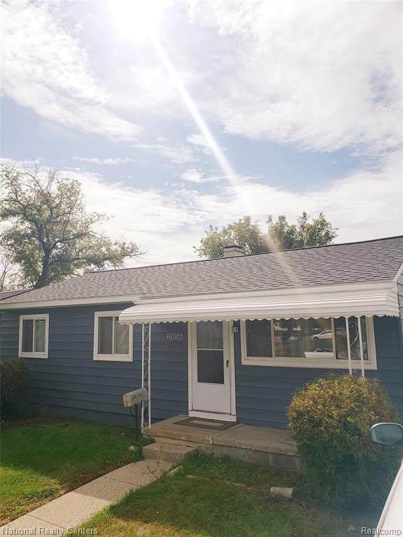 2856 Appleridge Street, Ypsilanti Twp, MI 48198 (#2210079331) :: GK Real Estate Team