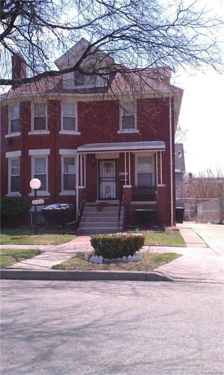 224 Holbrook Street, Detroit, MI 48202 (#2210079344) :: RE/MAX Nexus