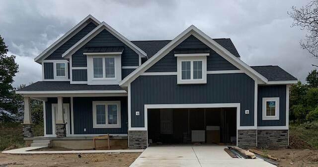 8181 Eagle Peak Drive, Georgetown Twp, MI 49428 (#65021107458) :: Duneske Real Estate Advisors