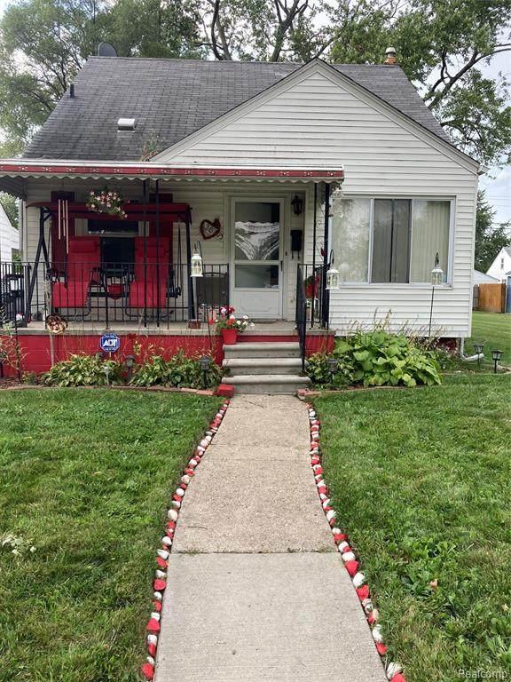 20295 Caldwell, Detroit, MI 48234 (#2210081227) :: Keller Williams Advantage