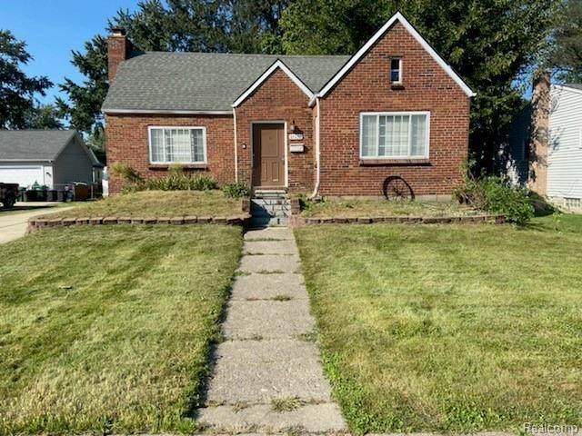 31436 Brown Street, Garden City, MI 48135 (#2210082562) :: Real Estate For A CAUSE