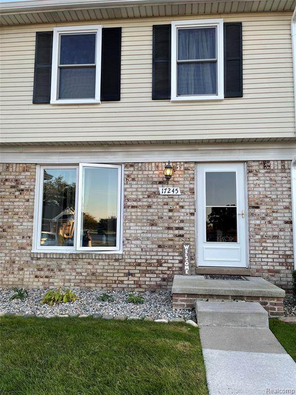 17245 Rudgate Street, Southgate, MI 48195 (#2210083020) :: National Realty Centers, Inc