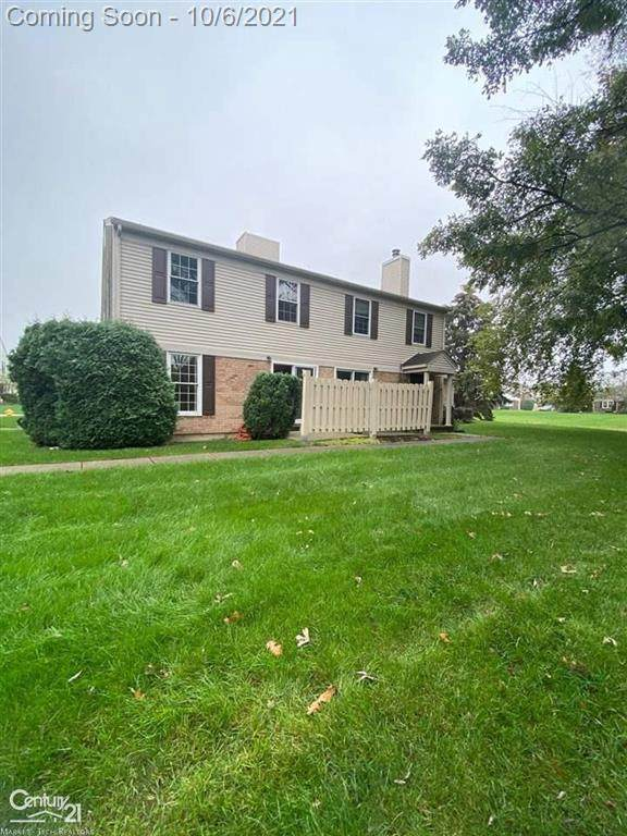 44530 N Bunker Hill, Clinton Twp, MI 48038 (#58050057037) :: National Realty Centers, Inc