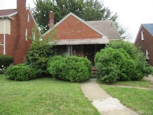 13144 Rosemary Street, Detroit, MI 48213 (#2210085109) :: The BK Agency