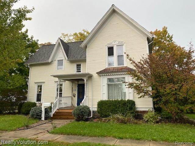 634 State Street, Lapeer, MI 48446 (#2210085336) :: National Realty Centers, Inc
