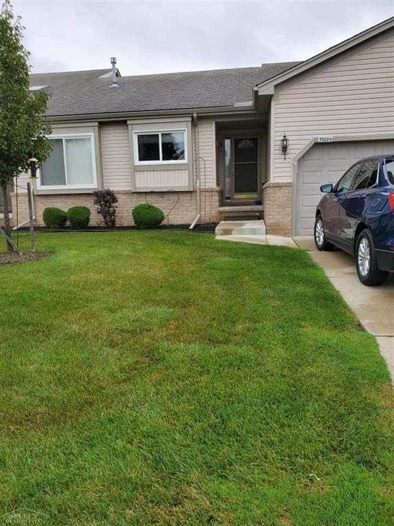 53284 Glen Oak Dr, Chesterfield Twp, MI 48051 (#58050057520) :: Real Estate For A CAUSE