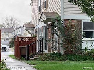 91 Beechwoode Lane #56, Pontiac, MI 48340 (#2210086484) :: Real Estate For A CAUSE
