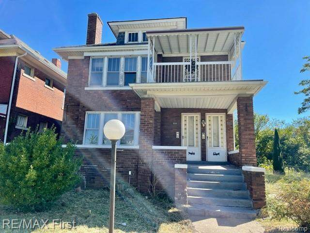 5039 Ivanhoe Street, Detroit, MI 48204 (#2210086939) :: Real Estate For A CAUSE