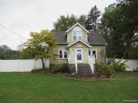 20380 Wilmot Road, Sumpter Twp, MI 48111 (#2210087023) :: National Realty Centers, Inc