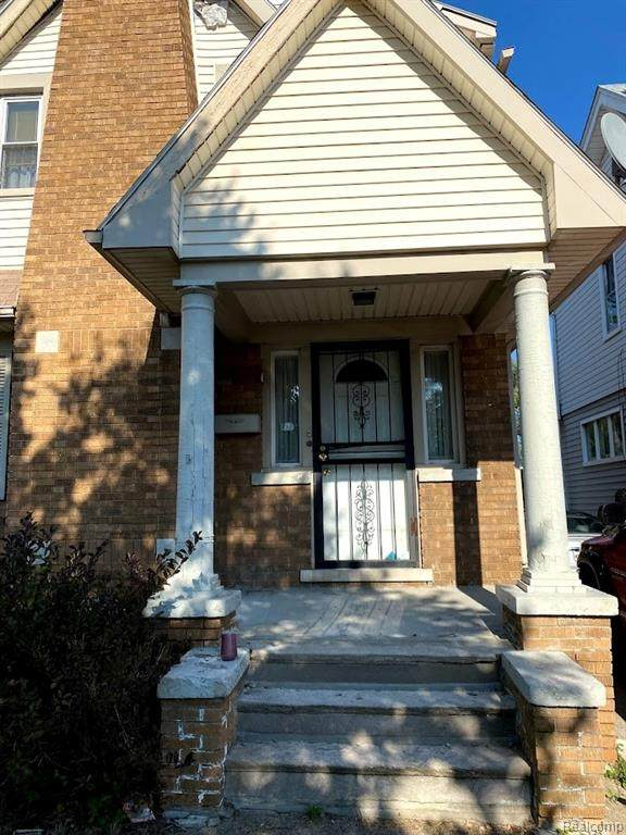 2916 Dickerson Street, Detroit, MI 48215 (#2210087158) :: The Vance Group | Keller Williams Domain