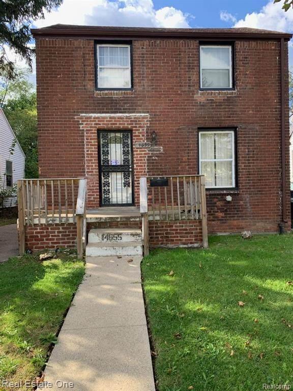 14655 Greenlawn Street, Detroit, MI 48238 (#2210087318) :: GK Real Estate Team