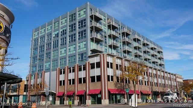 100 W 5TH ST APT 704, Royal Oak, MI 48067 (#2210087595) :: Real Estate For A CAUSE