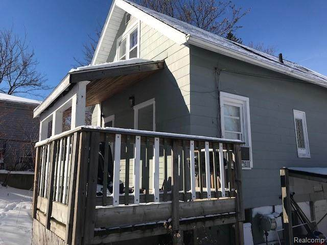 460 Nebraska Avenue, Pontiac, MI 48341 (#2210087789) :: Real Estate For A CAUSE
