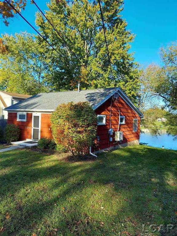 104 White Lake Dr, Cambridge Twp, MI 49230 (#56050058378) :: Duneske Real Estate Advisors